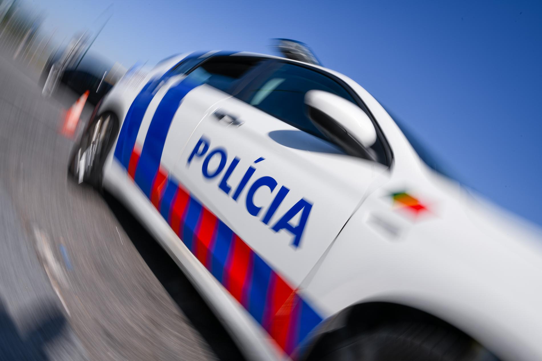 Fotos genérica da PSP polícia