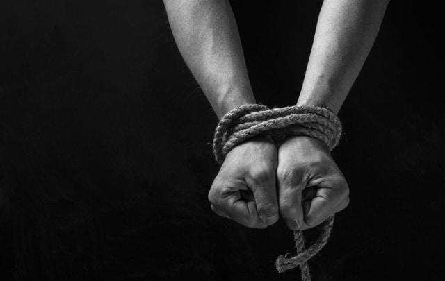 tráfico seres humanos