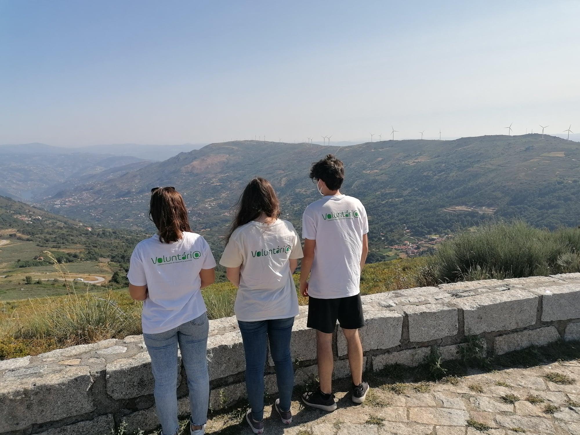 voluntários floresta resende