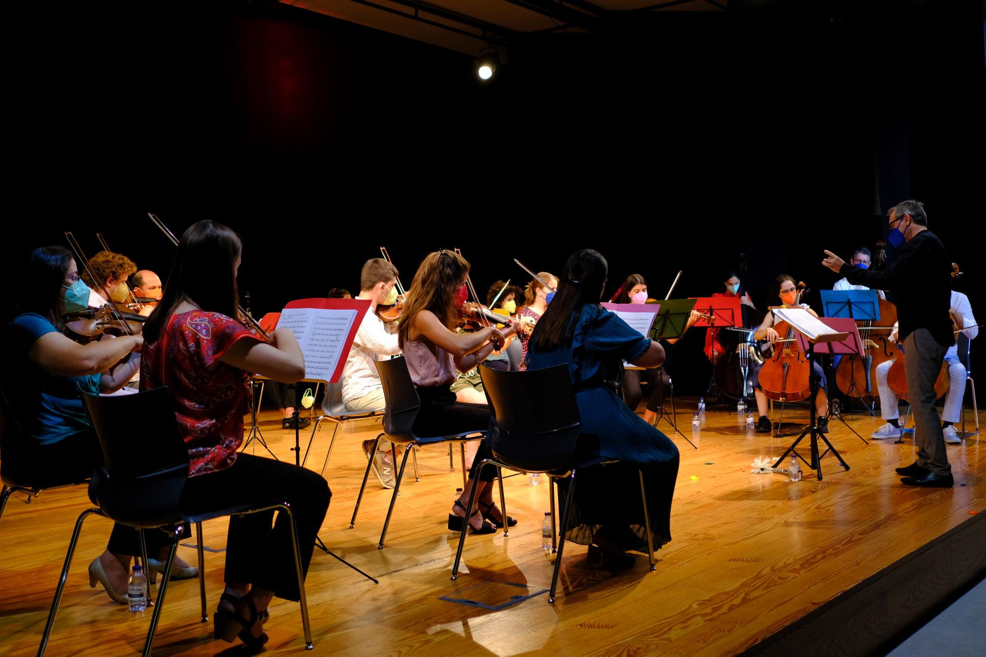 orquestra nacional moderna