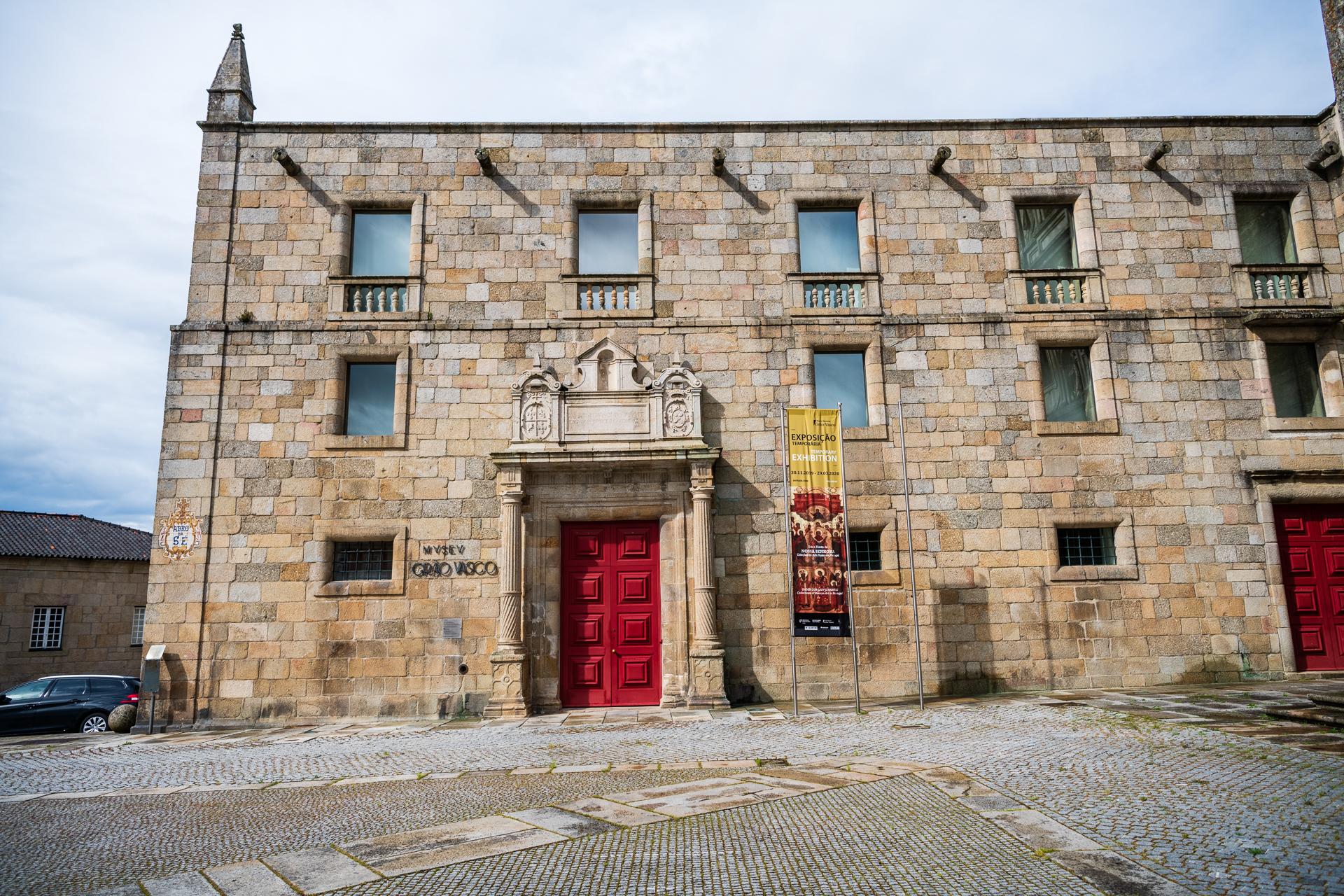 Museu Grão Vasco viseu