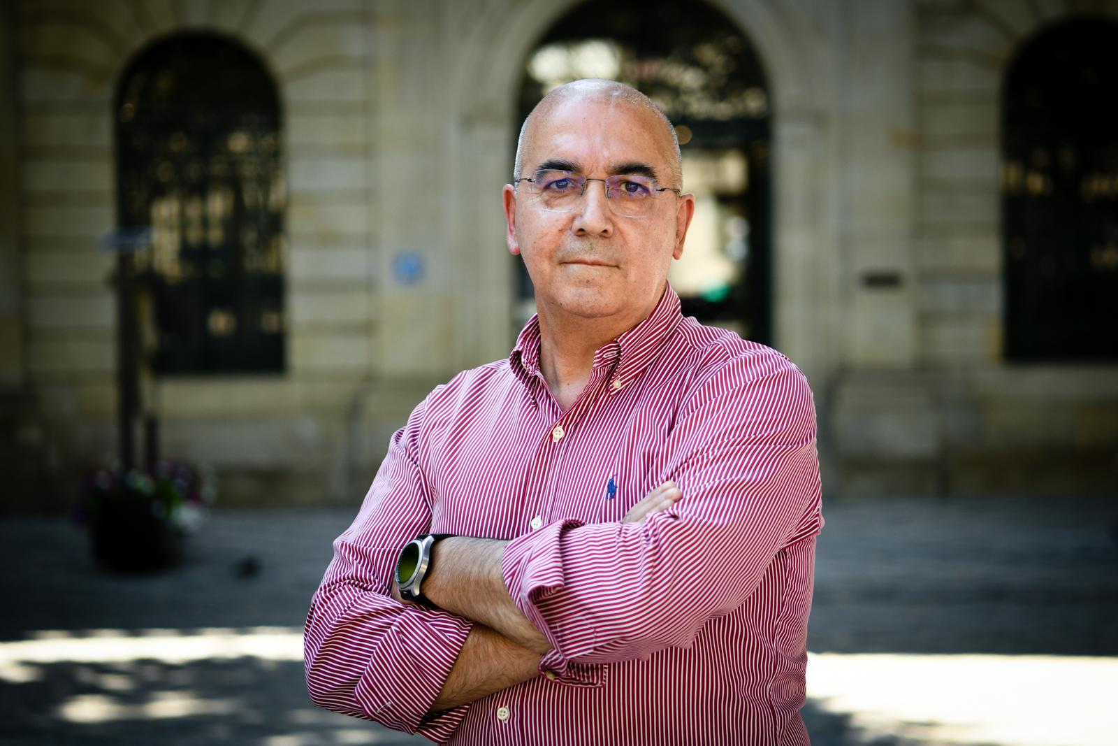Fernando Figueiredo candidato para as autárquicas pelo Iniciativa Liberal