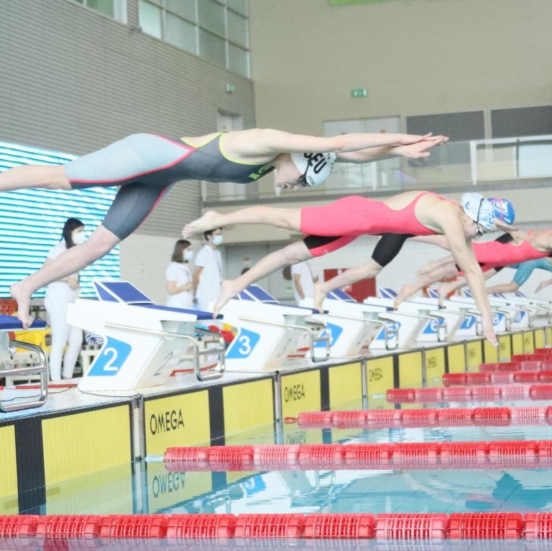 Academico de Viseu natação